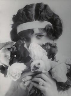Gertie Millar as Lady Babby in 'Gipsy Love', by Bassano Ltd - NPG x83345