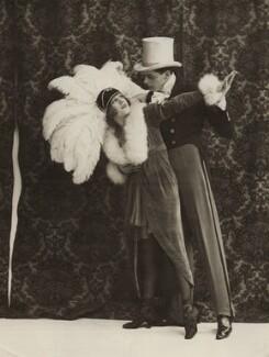 Phyllis Monkman; Jack Buchanan, by Bassano Ltd - NPG x83381