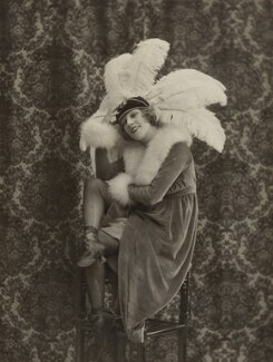 Phyllis Monkman, by Bassano Ltd - NPG x83383