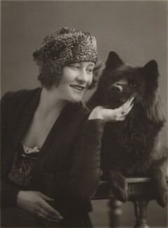 Odette Myrtil, by Bassano Ltd, 8 January 1920 - NPG  - © National Portrait Gallery, London