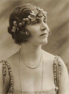 Marie Novello (née Williams), by Bassano Ltd, 1919 - NPG x83447 - © National Portrait Gallery, London