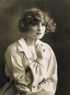 Gabrielle Ray as Polly Polino in 'Peggy', by Bassano Ltd, 1 June 1911 - NPG x83460 - © National Portrait Gallery, London