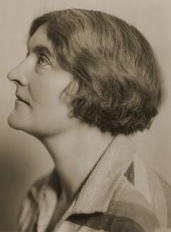Sybil Thorndike, by Bassano Ltd - NPG x83491