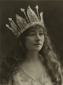 Hilda Trevelyan (Hilda Marie Antoinette Anna Tucker) in 'A Kiss for Cinderella', by Bassano Ltd - NPG x83507