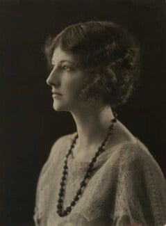 Arabella Tulloch, by Bassano Ltd, 1920 - NPG x83511 - © National Portrait Gallery, London