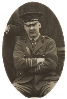 Jocelyn Brudenell Pelham, 6th Earl of Chichester, by Bassano Ltd - NPG x83583