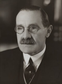 George Herbert Hyde Villiers, 6th Earl of Clarendon, by Bassano Ltd - NPG x83589