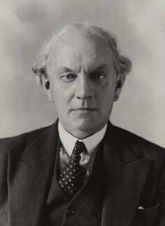 Sir Arthur William Steuart Cochrane, by Bassano Ltd - NPG x83592