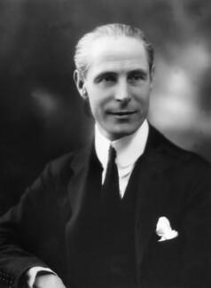 Sir (Norman Fenwick) Warren Fisher, by Bassano Ltd, 1923 - NPG x83609 - © National Portrait Gallery, London