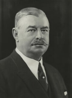 William James Tatem, 1st Baron Glanely, by Bassano Ltd - NPG x83614