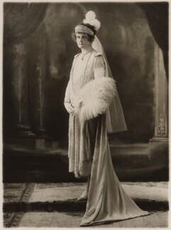 Mary Howe (née Curzon), Countess Howe, by Bassano Ltd - NPG x83637