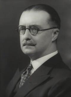 Sir Wilfrid Edward Francis Jackson, by Bassano Ltd - NPG x83649