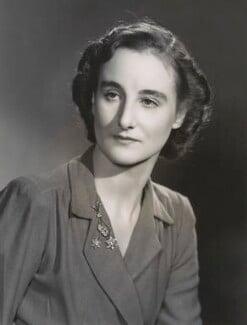 Irene Kohler, by Bassano Ltd, 6 December 1945 - NPG x83695 - © National Portrait Gallery, London