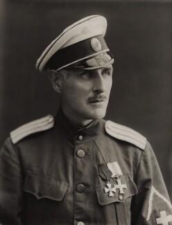 Prince Anatoly Pavlovich Lieven, by Bassano Ltd - NPG x83701