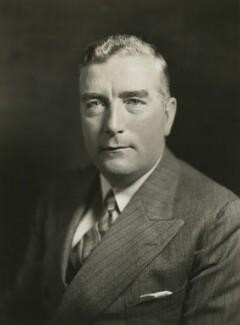 Sir Robert Gordon Menzies, by Bassano Ltd - NPG x83708