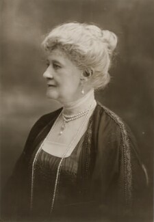 Georgiana (née Warrin), Lady Macmillan, by Bassano Ltd - NPG x83713