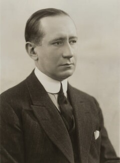 Guglielmo Marconi, by Bassano Ltd - NPG x83714