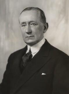 Guglielmo Marconi, by Bassano Ltd - NPG x83715