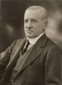 Sir Charles Carmichael Monro, 1st Bt, by Bassano Ltd - NPG x83730