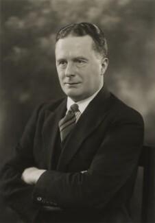 Robert Harry Morgan, by Bassano Ltd - NPG x83735