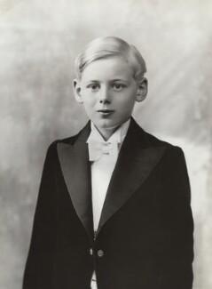 Edward Douglas-Scott-Montagu, 3rd Baron Montagu of Beaulieu, by Bassano Ltd - NPG x83784