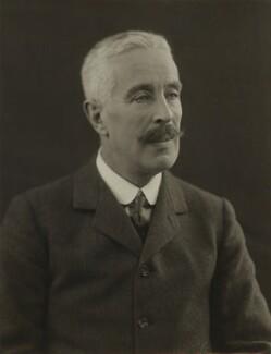 Sir Frederick William Moore, by Bassano Ltd - NPG x83787