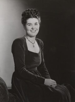 Elsie Barbara Moore (née Tonks), by Bassano Ltd - NPG x83788