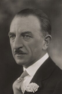 Sir Thomas Cecil Russell Moore, 1st Bt, by Bassano Ltd, 1928 - NPG x83790 - © National Portrait Gallery, London