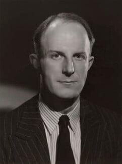 Sir Fitzroy Hew Royle Maclean, 1st Bt, by Bassano Ltd - NPG x83823
