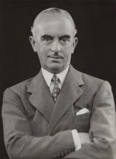 Sir Harold Alfred MacMichael, by Bassano Ltd - NPG x83833