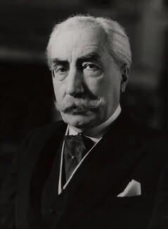 Baron Emile de Cartier de Marchienne, by Bassano Ltd - NPG x83840