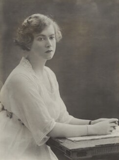Dorothy Moulton-Mayer, by Bassano Ltd - NPG x83852