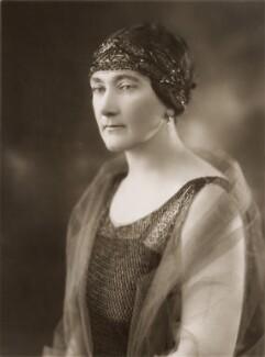 Princess Lubov Petrovna Troubetzkoy Obolensky, by Bassano Ltd, 4 December 1924 - NPG x83878 - © National Portrait Gallery, London