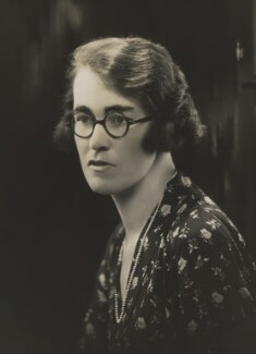 E.M. Oddie (née Elinor Mary O'Donoghue), by Bassano Ltd - NPG x83883