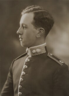 Dominick Geoffrey Edward Browne, 4th Baron Oranmore and Browne, by Bassano Ltd - NPG x83899