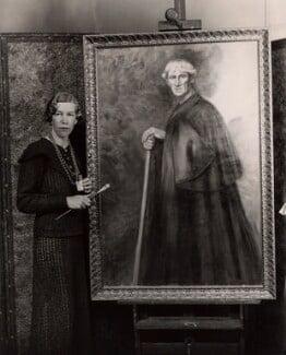 Countess Ingegerd Ahlefeldt-Laurvig, by Bassano Ltd - NPG x83917