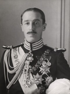 Jacobo Fitz-James Stuart y Falcó, 17th Duke of Alba, copy by Bassano Ltd, 12 November 1937 - NPG x83921 - © National Portrait Gallery, London