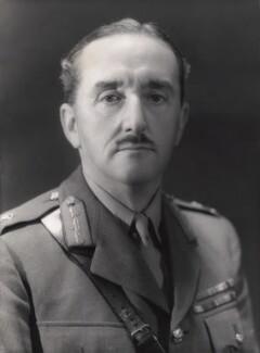 Alan Francis Brooke, 1st Viscount Alanbrooke, by Bassano Ltd, 31 July 1939 - NPG x83928 - © National Portrait Gallery, London