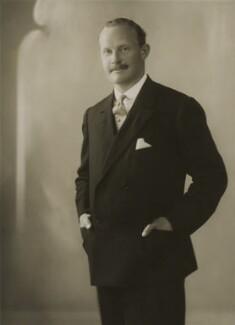 William Brass, Baron Chattisham, by Bassano Ltd - NPG x83949