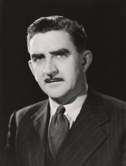 Herbert William ('Bert') Bowden, Baron Aylestone, by Bassano Ltd - NPG x83961