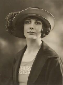 Joan Buckmaster (née Simpson), Viscountess Buckmaster, by Bassano Ltd - NPG x83979