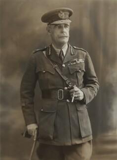 Sir Edward Stanislaus Bulfin, by Bassano Ltd - NPG x83981