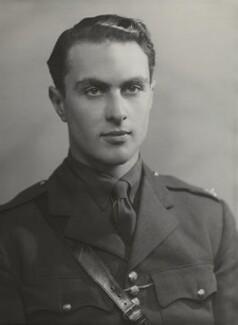 Sir Anthony John Charles Meyer, 3rd Bt, by Bassano Ltd - NPG x83995
