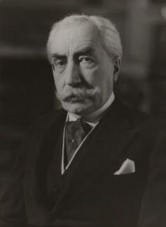 Baron Emile de Cartier de Marchienne, by Bassano Ltd - NPG x84048