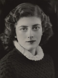 Sarah Churchill, by Bassano Ltd, 1935 - NPG x84051 - © National Portrait Gallery, London