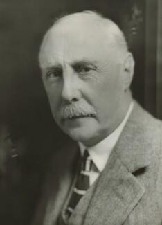 Colin Frederick Campbell, 1st Baron Colgrain, by Bassano Ltd - NPG x84054
