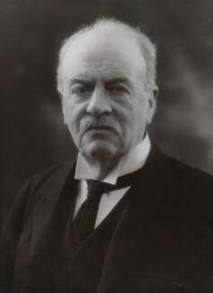 Andrew Graham Murray, 1st Viscount Dunedin, by Bassano Ltd - NPG x84107