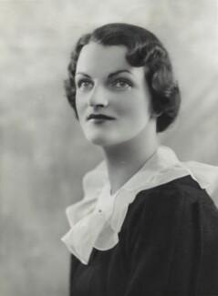 Beatrice Helen Eden (née Beckett), by Bassano Ltd - NPG x84151