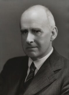 Sir Arthur Eddington, by Bassano Ltd - NPG x84154
