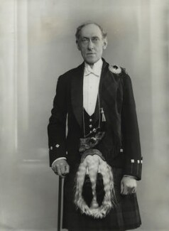 Sir James Malcolm Monteith Erskine, by Bassano Ltd - NPG x84173